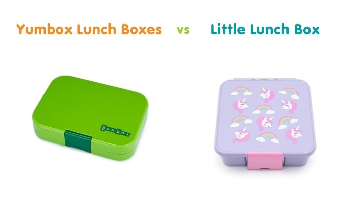 Yumbox vs. Little Lunch Box