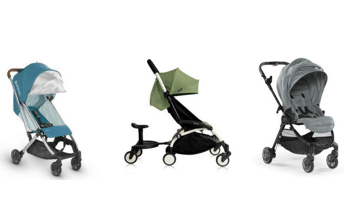 Trendy Compact Strollers The Babyzen Yoyo Uppababy Minu And The