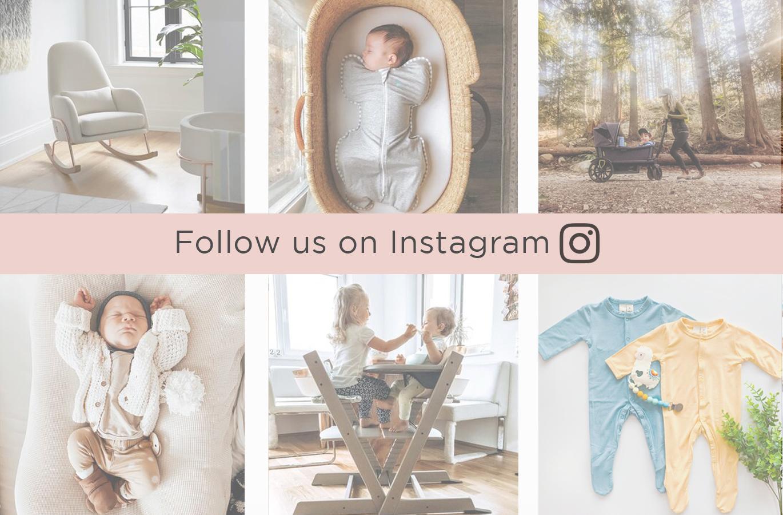 Collage of Instagram photos.