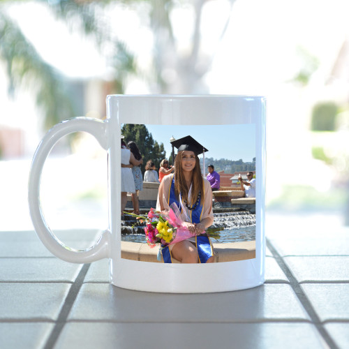 Graduation Photo Mug - 2 Sided