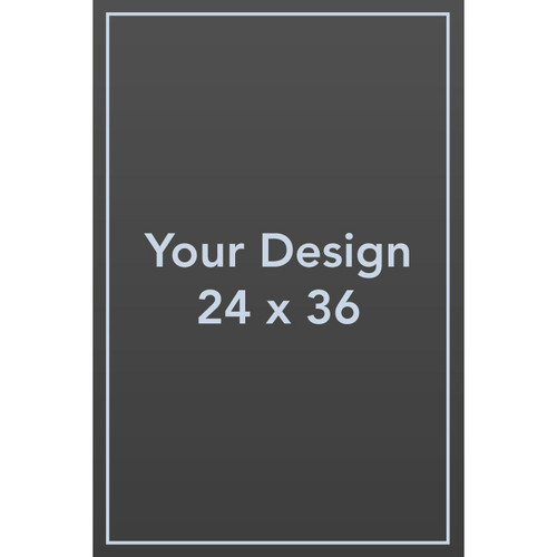 "Custom 24 x 36 1/4"" PVC Sign Panel"