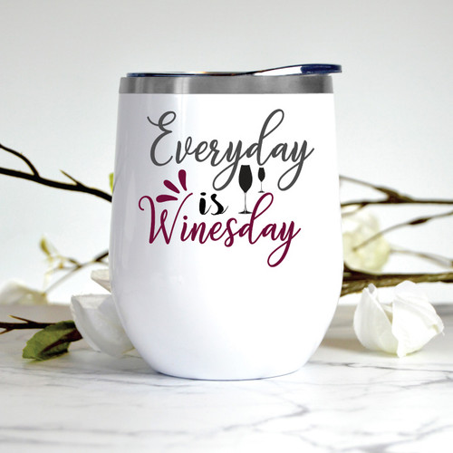 Winesday Wine Tumbler