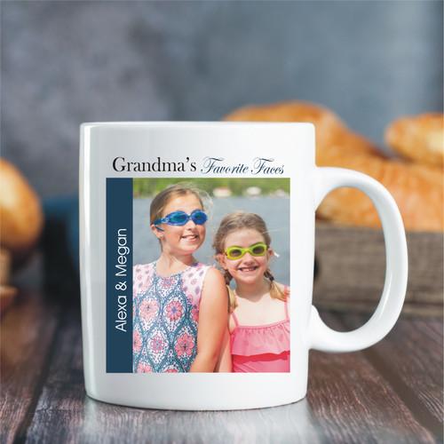 Custom Photo Mug - 1 Image