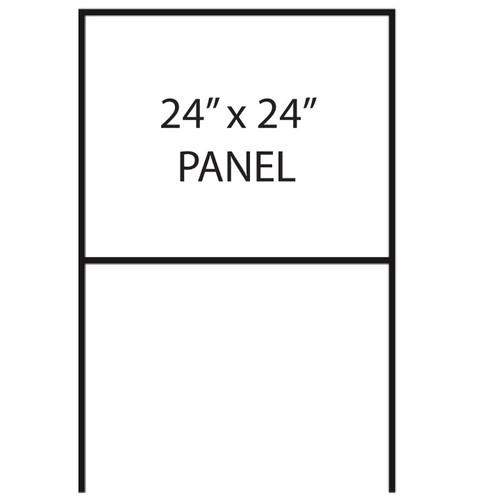 SLIP-4 Metal Frame Stake