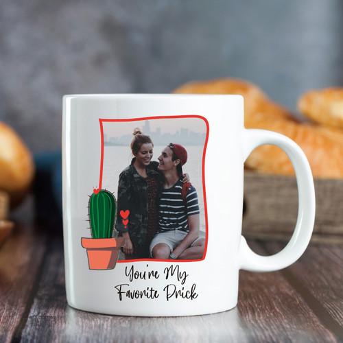 You're My Favorite Prick Photo Mug