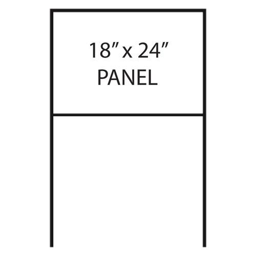 SLIP-1 Metal Frame Stake