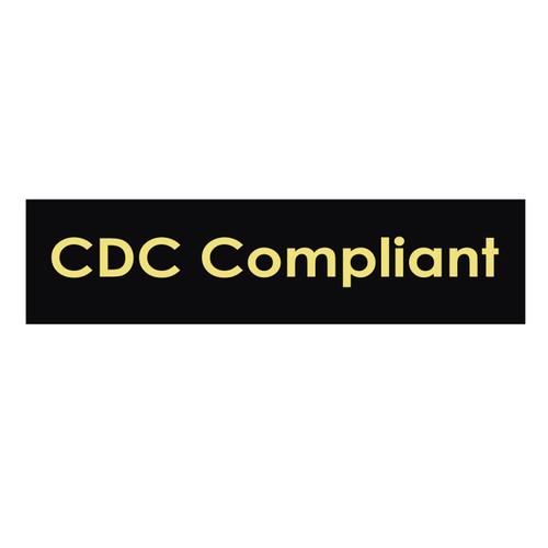 """M1 """"CDC Compliant"""" Rider"""