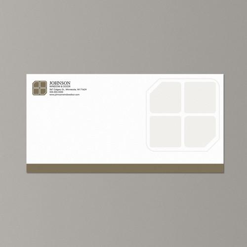 "Envelopes 4.125"" x 9.5"" - No Window"