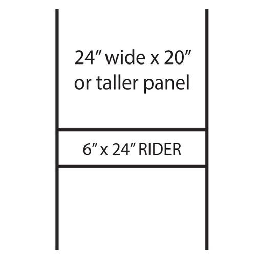 SLIP-6 Metal Stake Frame