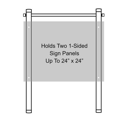 PVC A-Frame