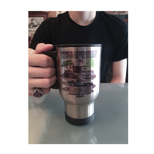 Custom Stainless Travel Mug