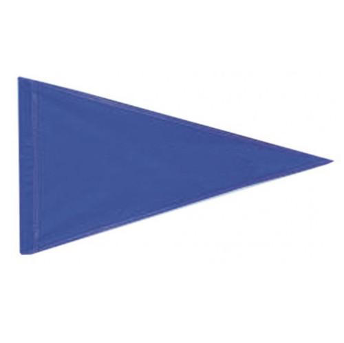 Nylon Pennant Flag - Blue (Flag Only)