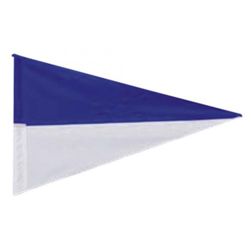 Nylon Pennant Flag - Blue/White (Flag Only)