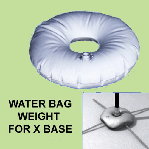 Water Bag Weight For X-Base