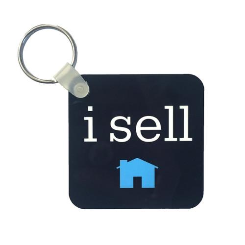 """I Sell Houses"" Key Tag"