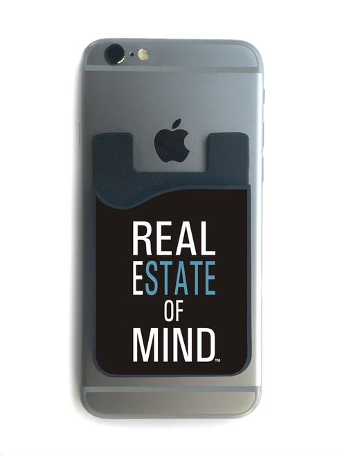 """Real Estate Of Mind™ "" Phone Wallet"