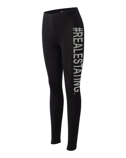 #REALESTATING™ Leggings