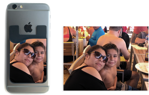 Custom Phone Wallet
