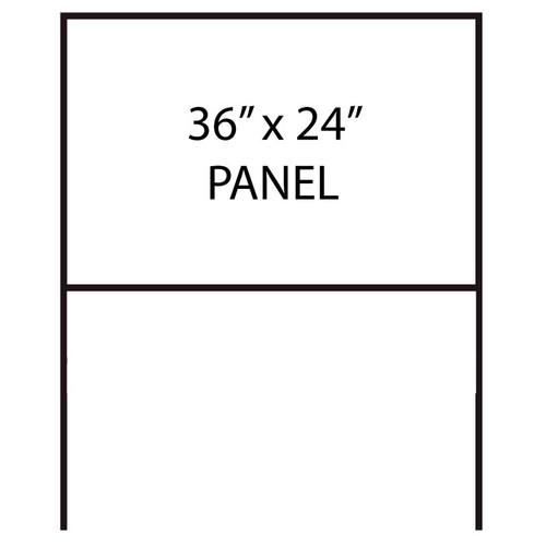 SLIP-8 Metal Frame Stake