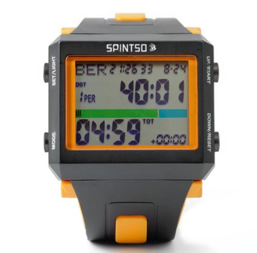Spintso Pro Referee Watch (Black/Orange)