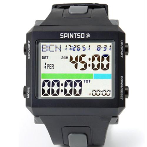 Spintso Referee Watch (Black/Gray)