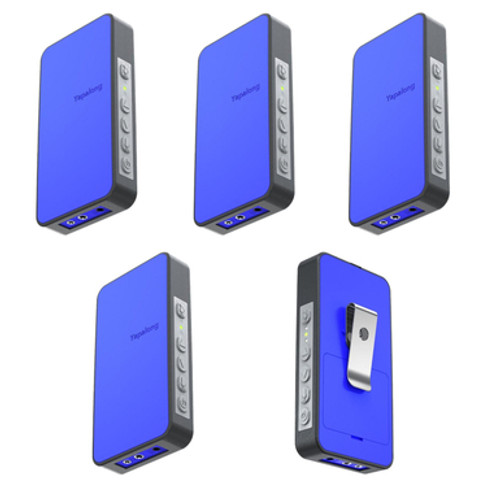 Yapalong 5000 (5-User) Complete Set