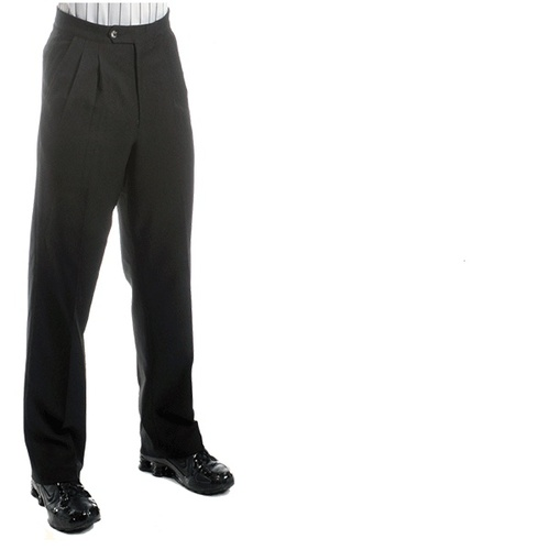 Smitty Tapered Fit 4-Way Stretch Pleated Pants