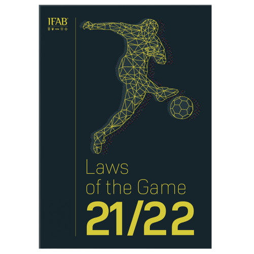IFAB Laws of the Game Book 2021/22