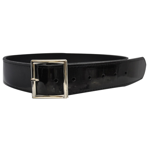 "1 3/4"" Patent Leather Belt"