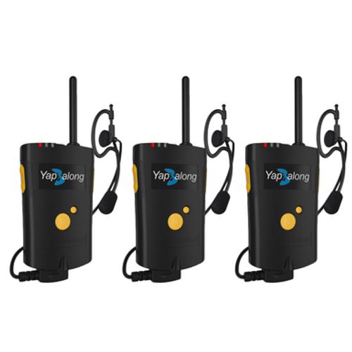 Yapalong 4000 (3-User) Complete Set