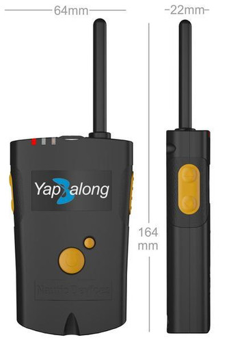 Yapalong 4000 Receiver
