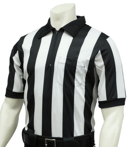 """Smitty 2"""" Performance Mesh Football Official Shirt S/S"""