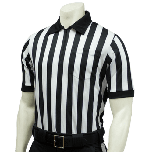 """Smitty 1"""" Performance Mesh Football Official Shirt S/S"""
