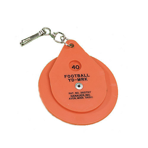 Football Officials Chain Clip