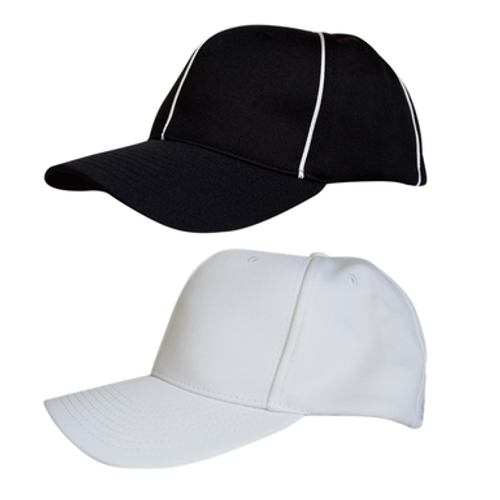 Smitty Football Referee Hat (Black or White)