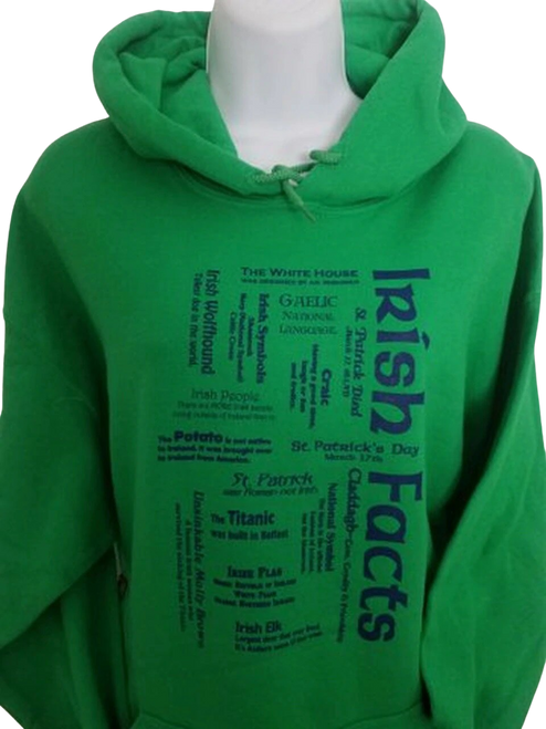 Irish Facts Hoodie