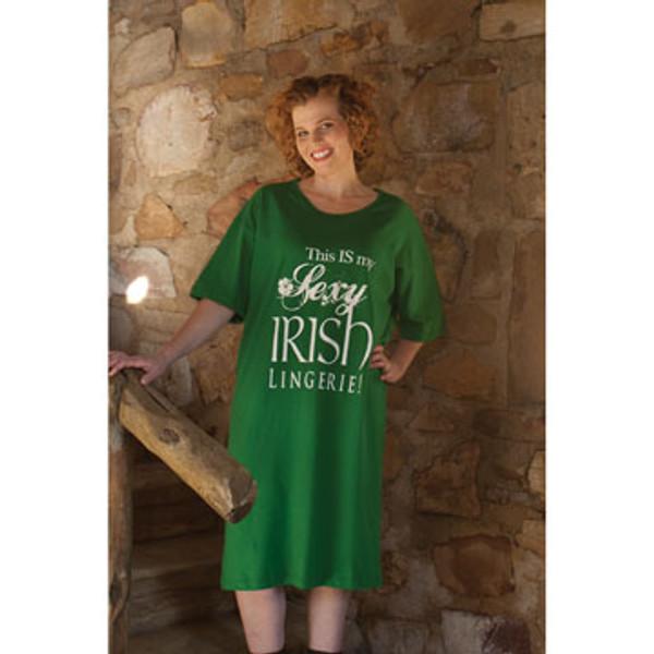 Sexy Irish Cover Up