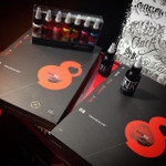 Red Tattoo Stencil Kit Ltd. Edition - Savannah Colleen