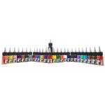 25 Colors Travel Set ( 24 half ounce + 1oz Lining Black )