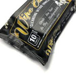 MD Wipe Outz - Dry-Black Tattoo Towels 10 Count Packs
