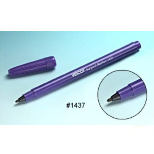 Viscot Traditional Skin Marker #1437-100- Fine/Regular Tip- NON STERILE