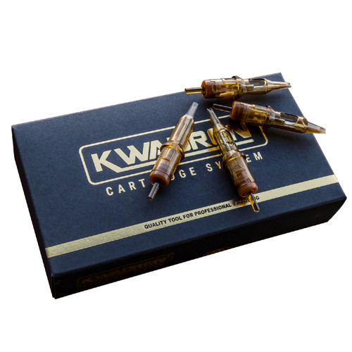 KWADRON CARTRIDGE - #12 ROUND LINER