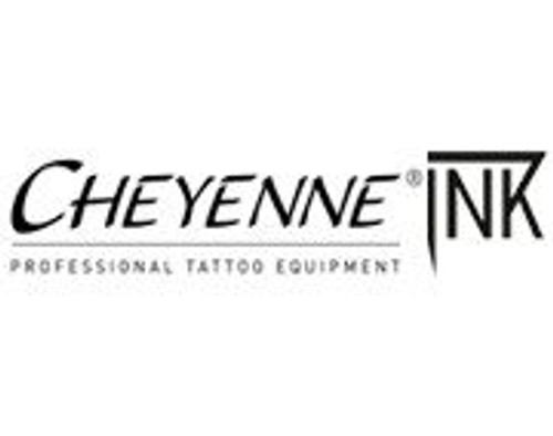 Cheyenne Ink - White to Black