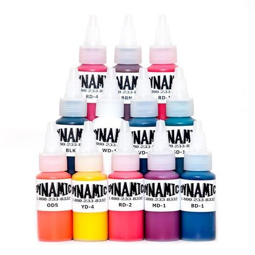 Dynamic Ink - Sample Packs / Ink Sets