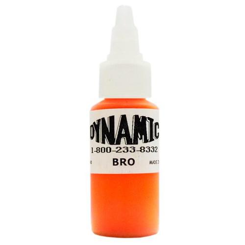 Dynamic Ink - Orange Ink Tones