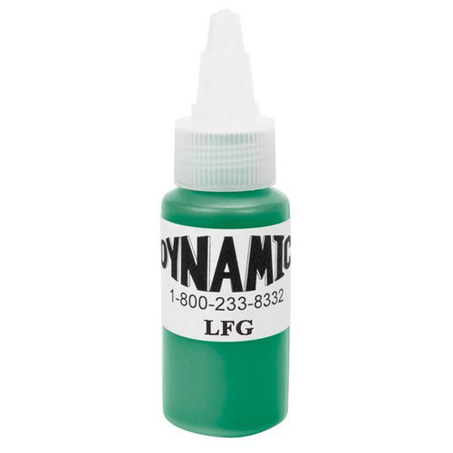 Dynamic Ink - Green Ink Tones -