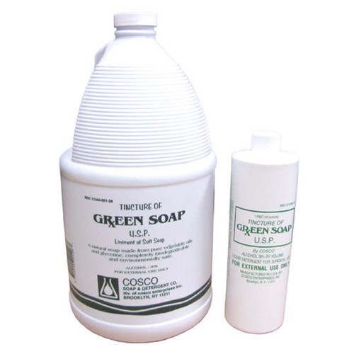 Green Soap -