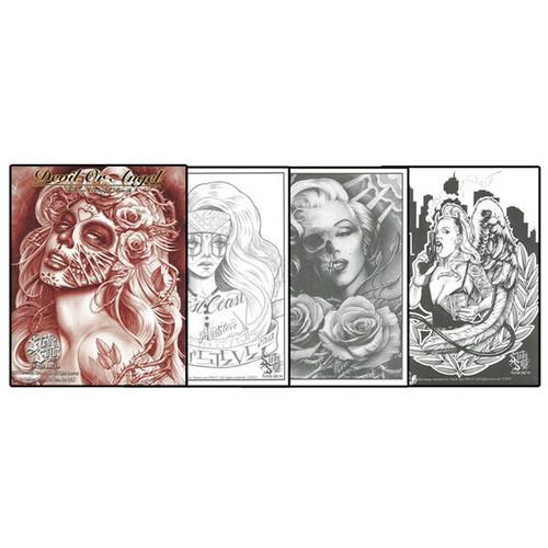 Devil or Angel Sketchbook