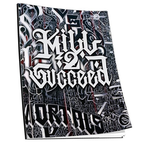 Kill 2 Succeed - Collector's Edition - Sketch Book / Reference Guide