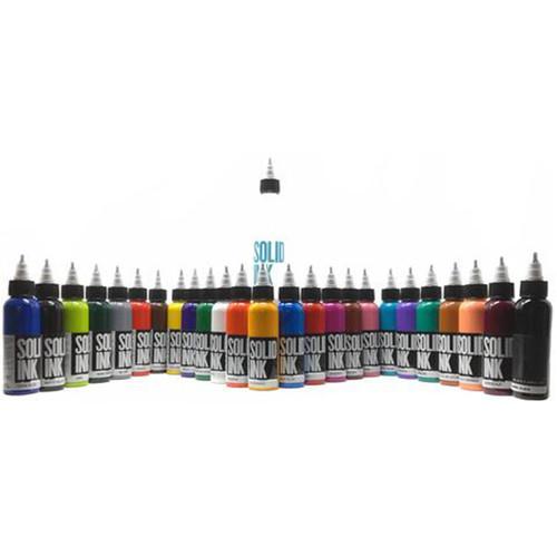 25 Colors Fundamental Set -